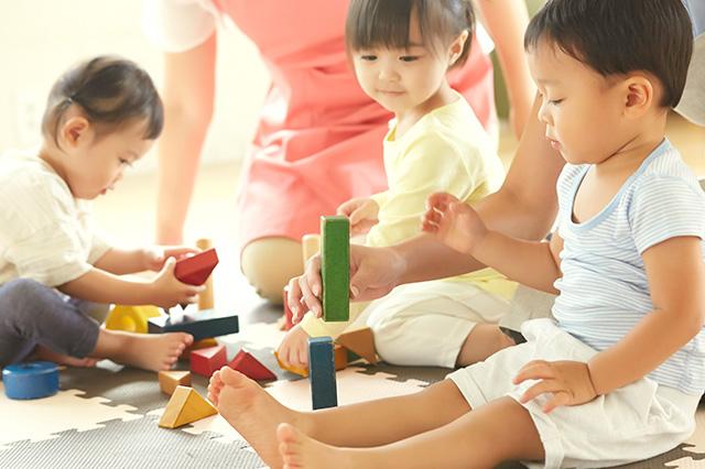 幼児期から空間認識能力を鍛える