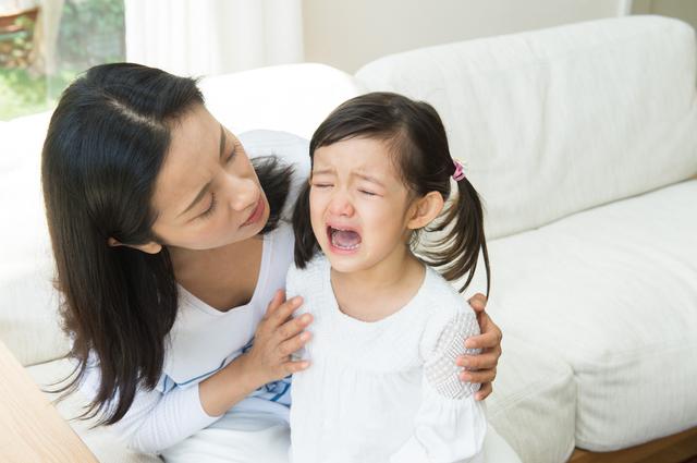 3歳児の癇癪。子どもに寄り添おう